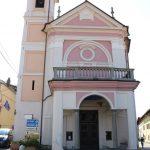 Albiano Santuario della Madonna di Crosa