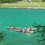 Ceresole_Canoe_sul_Lago