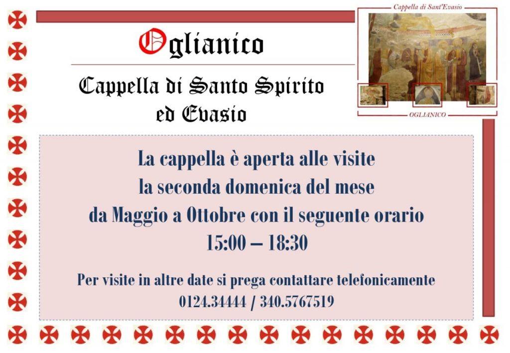 Oglianico apertura cappella S. Evasio_1280